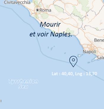 Dernière demeure - Mourir et voir Naples